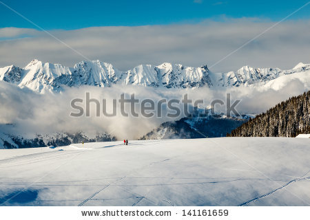 French Alps Stock Photos, Royalty.