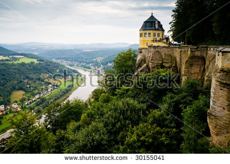 Saxon Switzerland Stock Photos, Royalty.