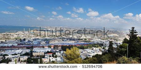 """port Of Haifa"""" Stock Photos, Royalty."""