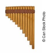 Pan flute Illustrations and Clip Art. 196 Pan flute royalty free.
