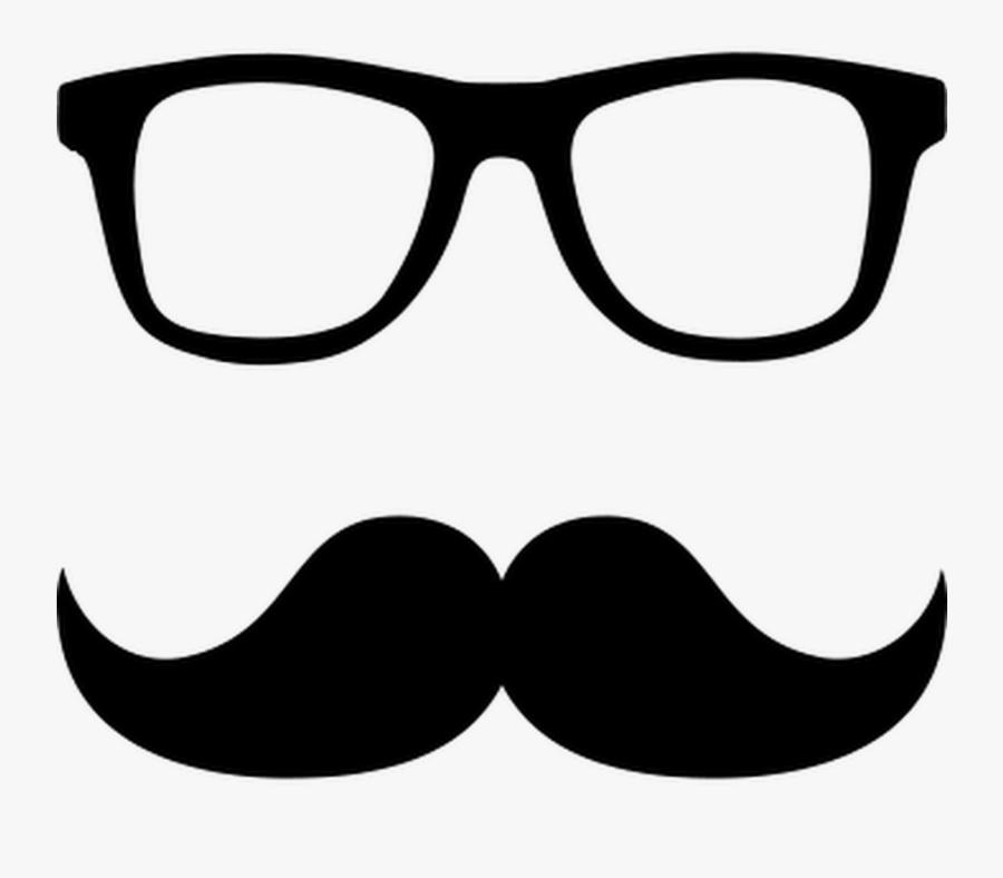 Transparent Moustache Clipart.