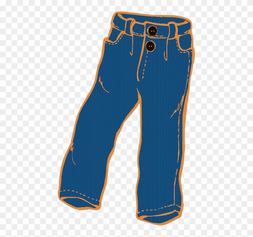 Clipart Pantalons.
