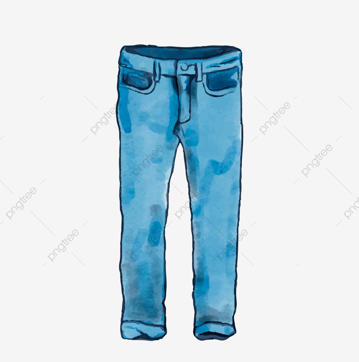 Jeans clipart cowboy, Jeans cowboy Transparent FREE for.