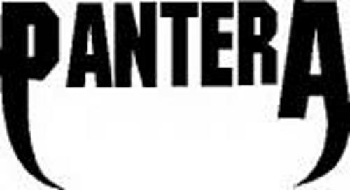 Ravelry: Pantera Logo Chart 1 (Big) pattern by EskimoPam.