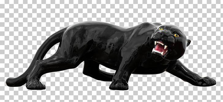 Black Panther Porcelain Ceramic Dog Breed Pantera PNG.