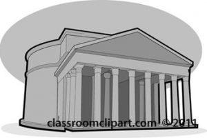 Pantheon clipart » Clipart Portal.