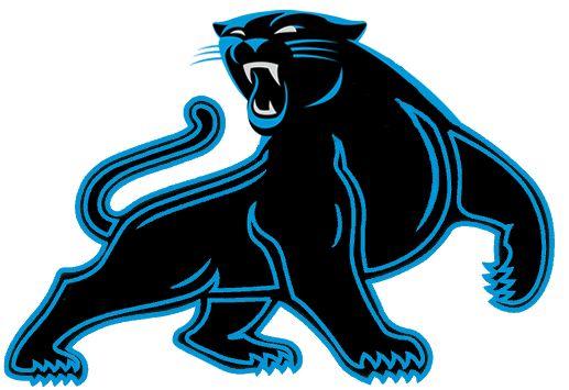 Panther Logo Clip Art.