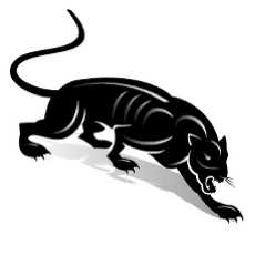 panther free vectors.