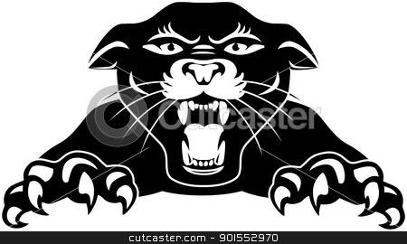 Panther Clip Art & Panther Clip Art Clip Art Images.