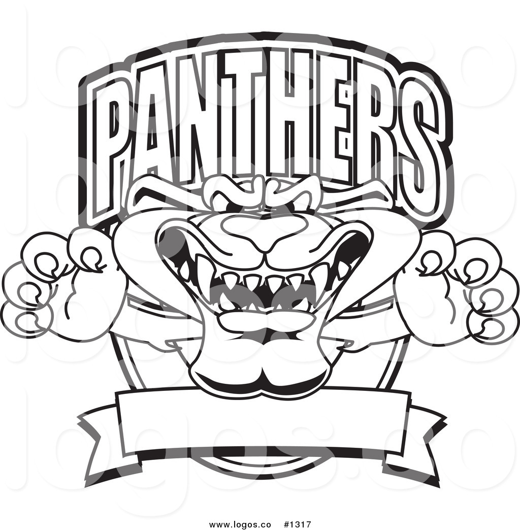 Panther Clipart Free Vector.