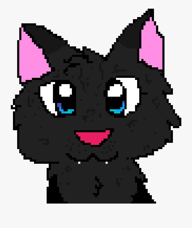 Super Kawai Panther Cub , Free Transparent Clipart.