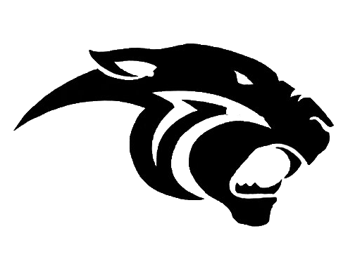 Black Panther Logo Clip art.