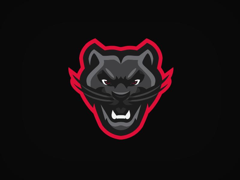 Panther Mascot Logo by Koen on Dribbble.