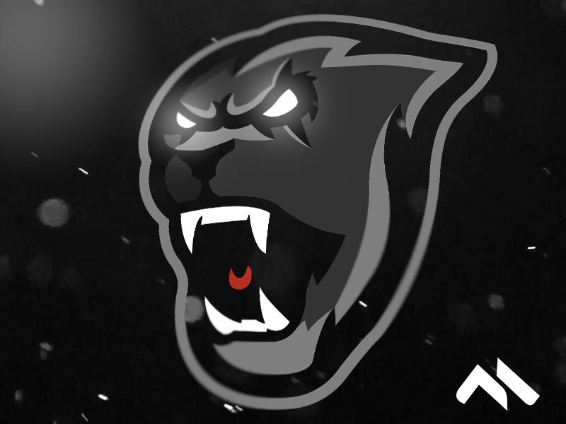 Panther Mascot Logo by Matt H on Dribbble.