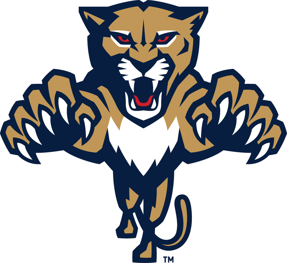 Brand New: New Logos and Uniforms for Florida Panthers by Reebok.