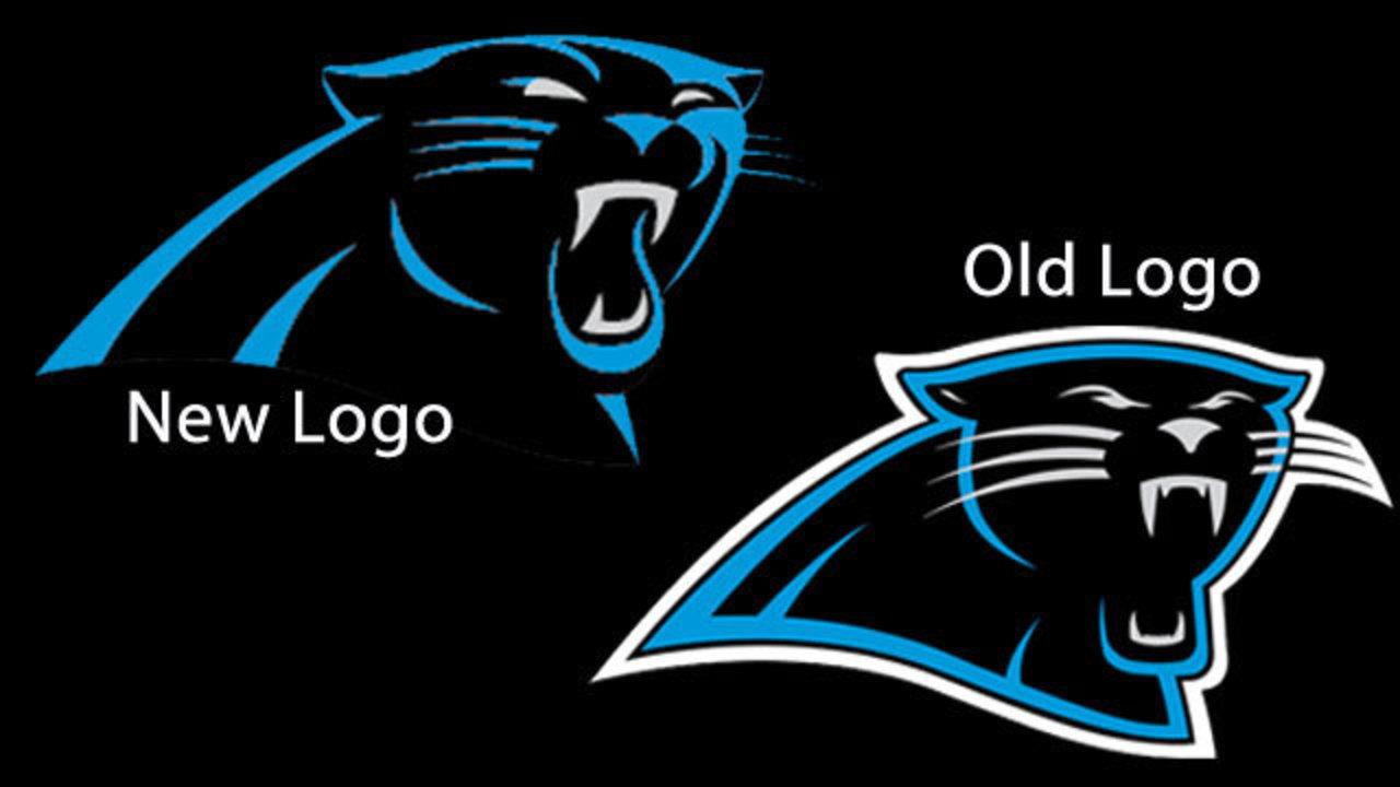 SLIDESHOW: Panthers unveil new \'aggressive\' logo scheme.