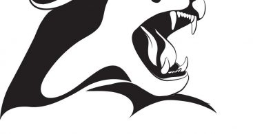 Panther Outline Vector Archives.