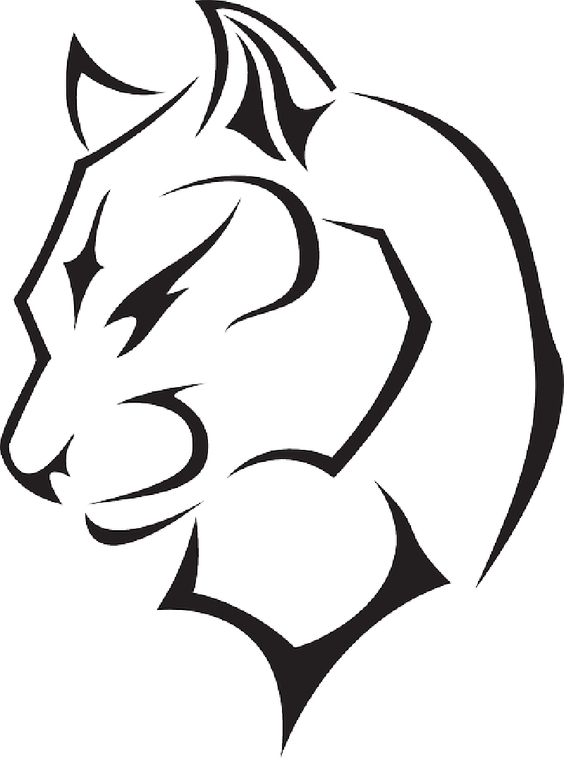 Free Panther Face Cliparts, Download Free Clip Art, Free.
