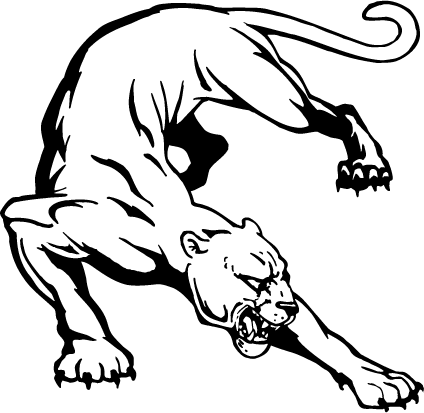 Panther Drawing Outline at GetDrawings.com.
