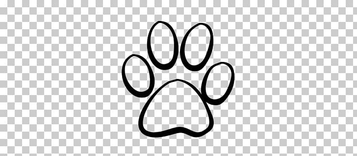Dog Cat Tiger Coyote , panther paw PNG clipart.
