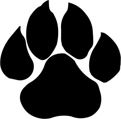 Panther Paw Image PNG.