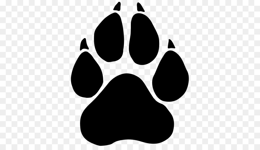 Panther Paw png download.