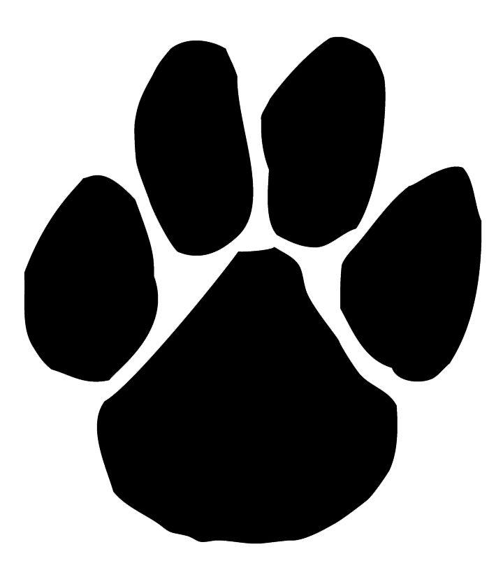 Panther Paws.