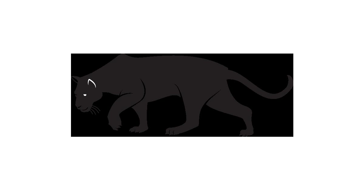 Panther PNG Transparent Images.
