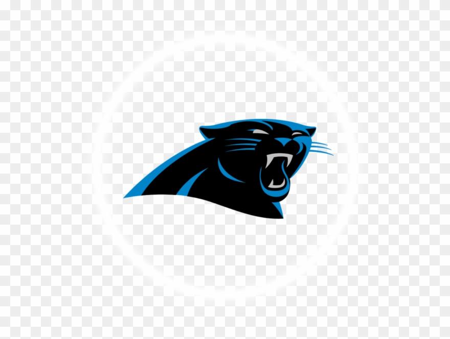 Carolina Panthers Logo Png Clipart (#3669541).