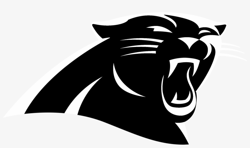 Panther Drawing Logo.