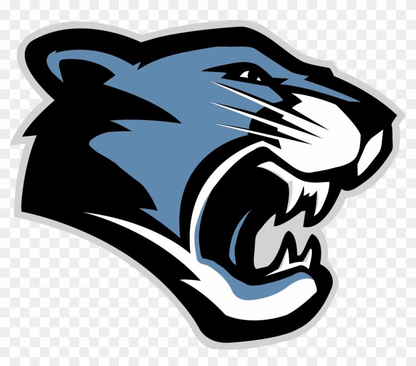 Sports Block Carolina Panthers Png Logo.