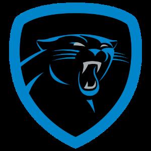 Carolina Panthers Png Logo.