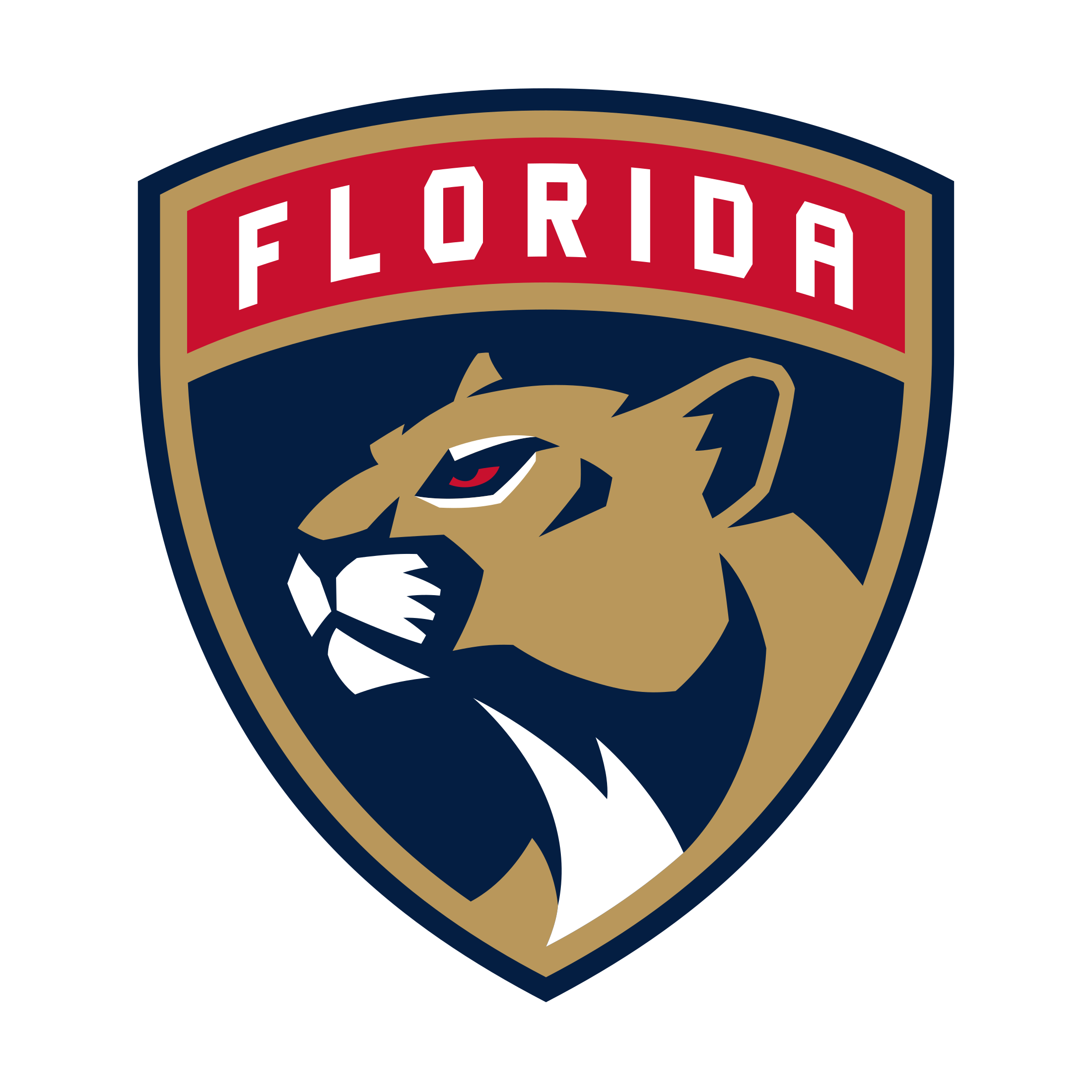 Florida Panthers Logo PNG Transparent & SVG Vector.