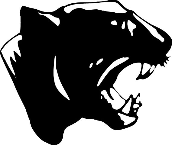 Panther mascot clipart » Clipart Station.