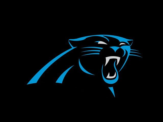 Carolina Panthers New Logo.