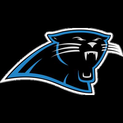 Carolina Panthers Logo transparent PNG.