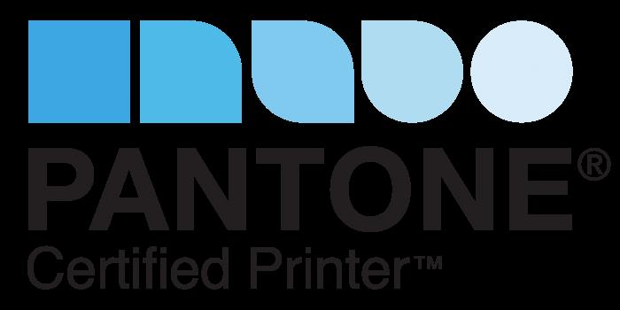PANTONE Certified Printer Program.