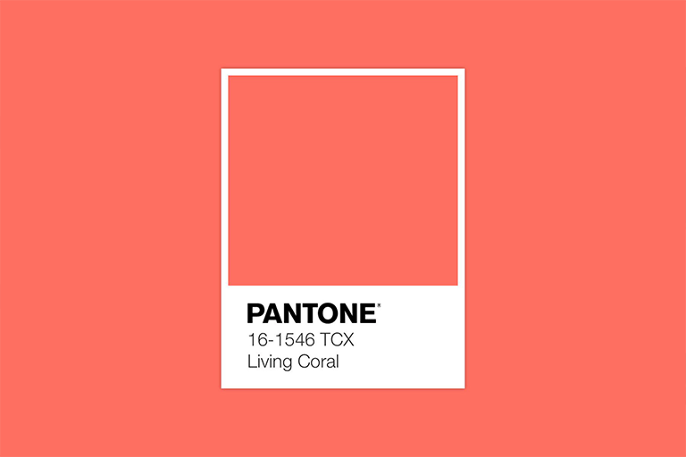 How to Use the 2019 Pantone Color of the Year in Design.