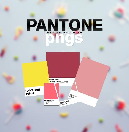 Pantone pngs.