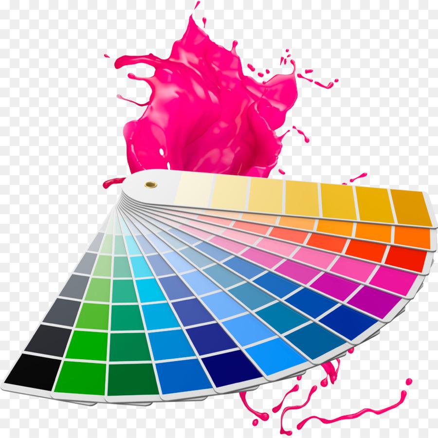 Pantone Digital Printing Color.
