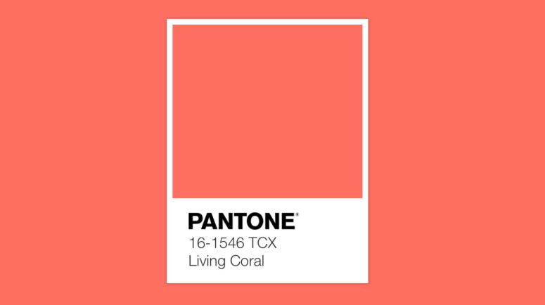 How to Add Pantone Color of the Year Coral to your Home.
