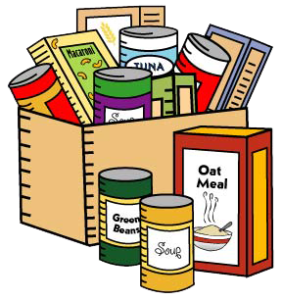 Food pantry clipart free.