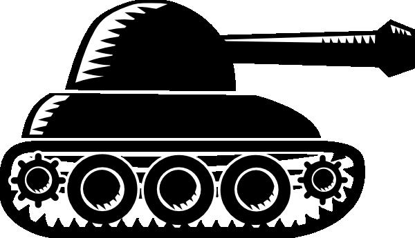 Black Tank Clip Art at Clker.com.