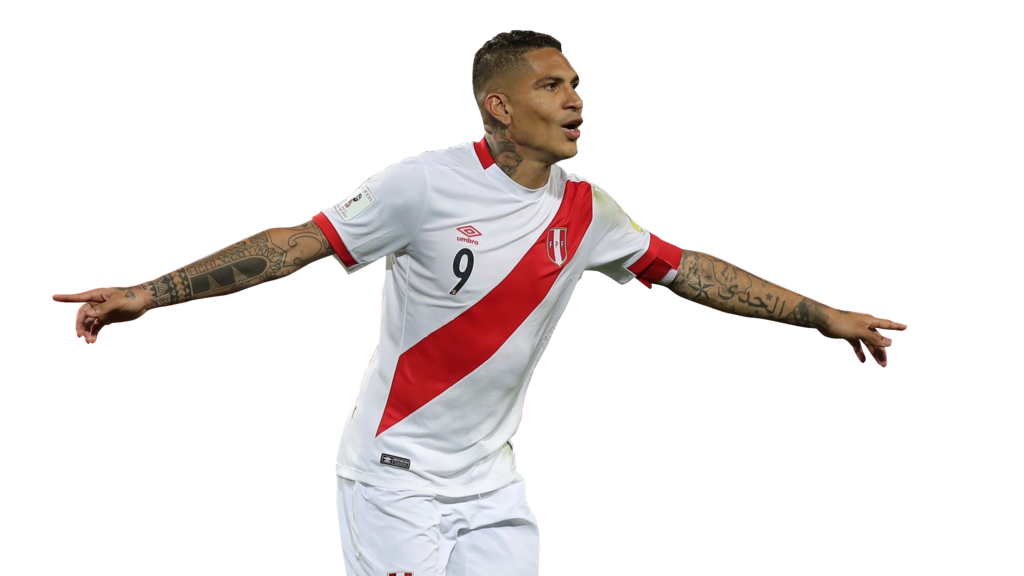 Paolo Guerrero Png 4 » PNG Image #123322.