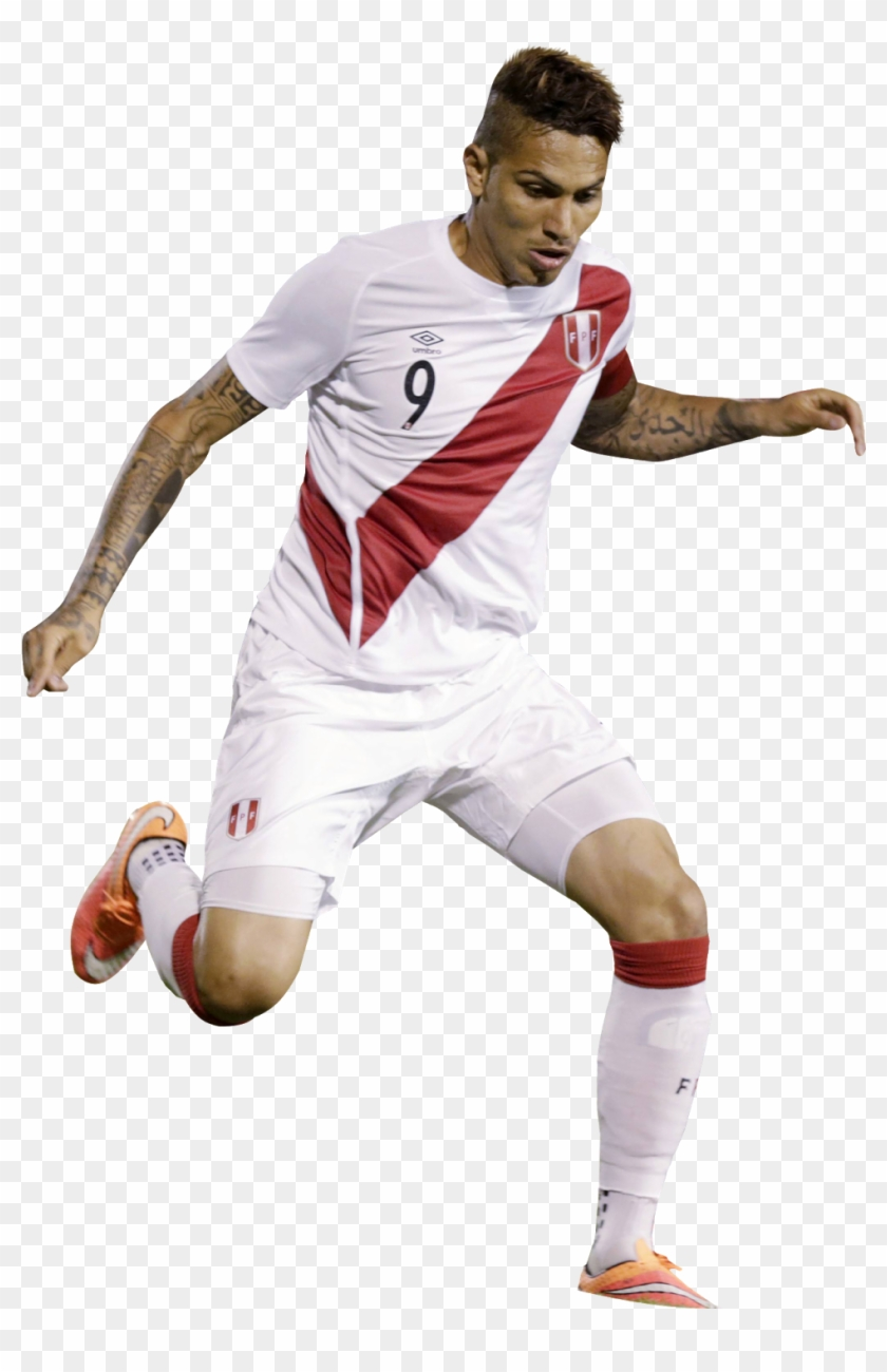 Paolo Guerrero Png 7 » Png Image.