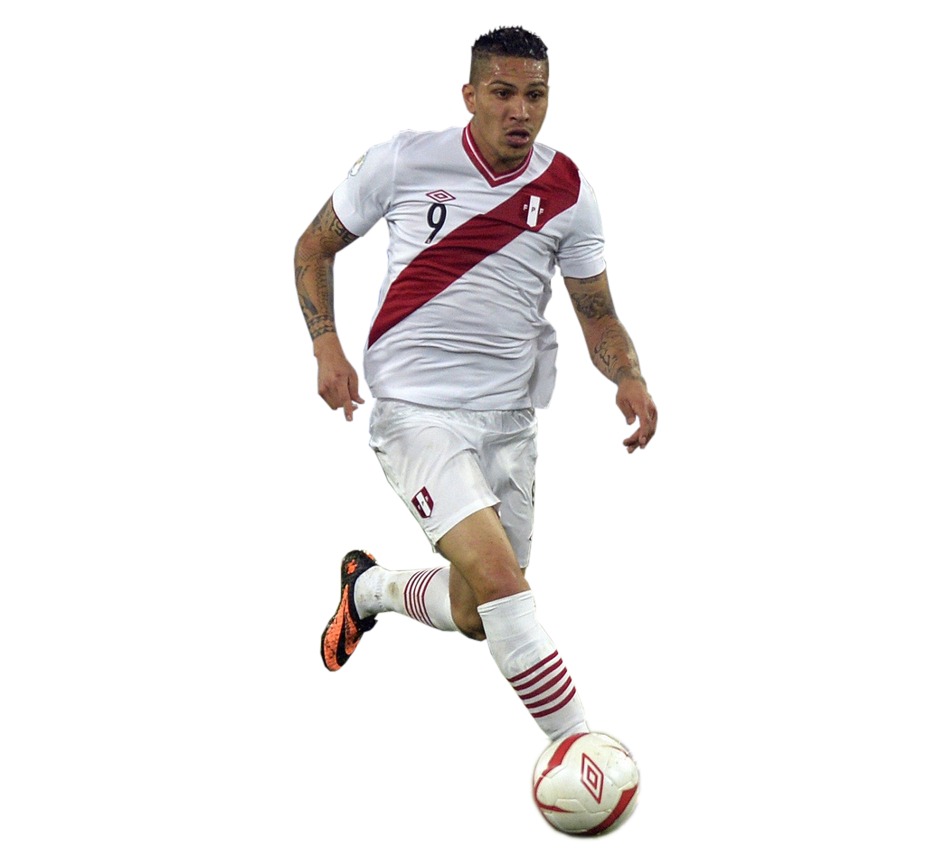 Download Free png Paolo guerrero png » PNG Image.