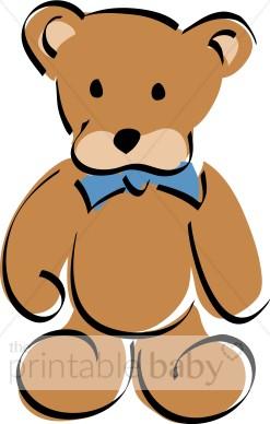 Papa Bear Clipart.