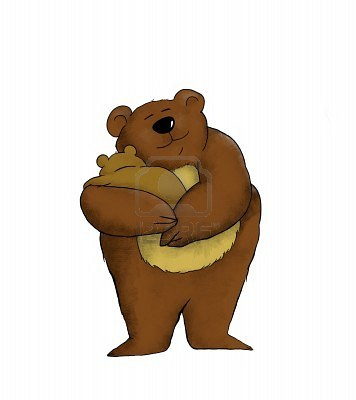 Papa Bear Clip Art (106+ images in Collection) Page 3.