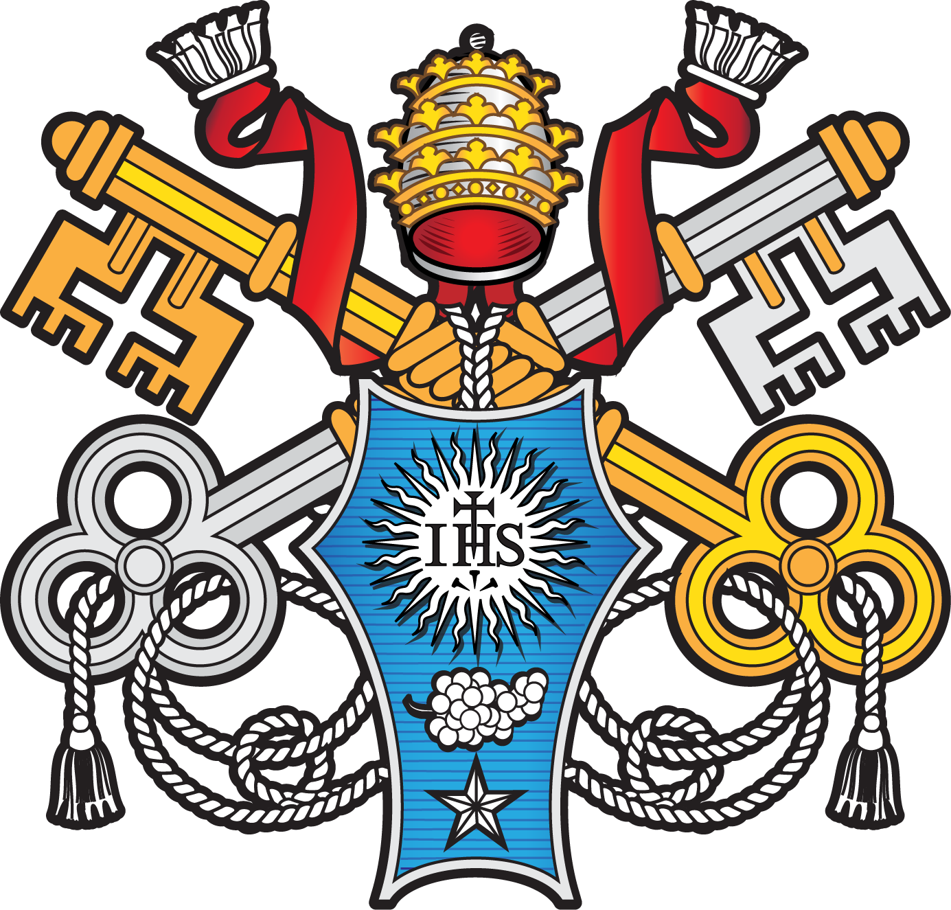 Escudo Papa Francisco.
