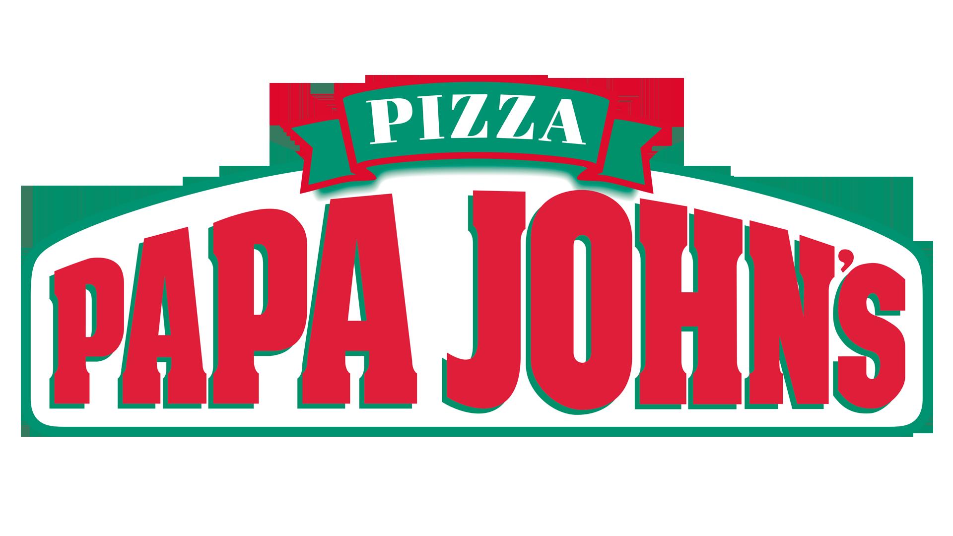 Meaning Papa Johns logo and symbol.